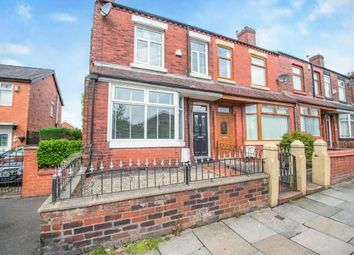 Thumbnail 2 bed end terrace house for sale in Partington Lane, Swinton, Greater Manchester