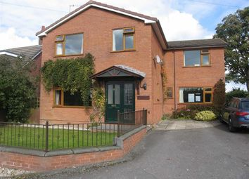 Thumbnail 4 bed detached house to rent in Lyth Bank, Lyth Hill, Shrewsbury