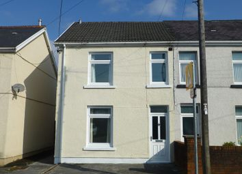 4 bed semi-detached house for sale in Margaret Street, Ammanford, Carmarthenshire. SA18