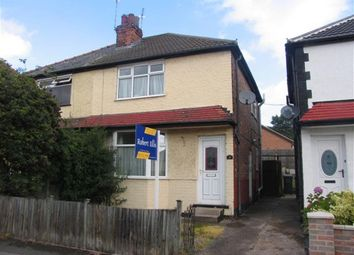 Thumbnail 2 bed semi-detached house to rent in Marton Road, Chilwell