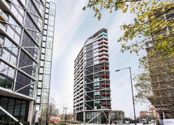 Thumbnail 3 bed flat to rent in Victoria Dock Road, London