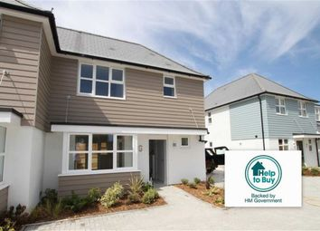 3 bed semi-detached house for sale in Apple Tree Gardens, Glenville Road, Walkford, Christchurch, Dorset BH23