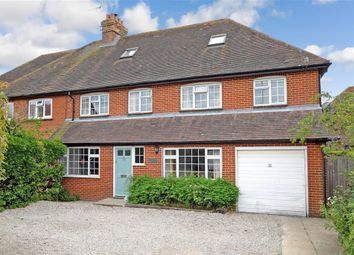 Thumbnail 8 bed semi-detached house for sale in Station Road, Berwick, East Sussex
