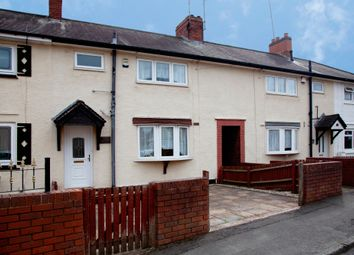 Thumbnail 3 bed terraced house for sale in Hereford Road, Dudley
