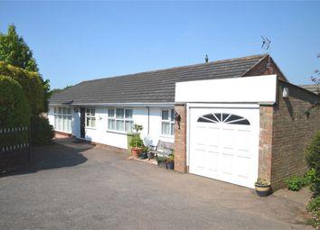 Thumbnail 4 bed detached bungalow for sale in Cranford Close, Exmouth, Devon