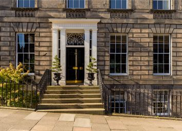 Thumbnail 5 bed terraced house for sale in 52 North Castle Street, New Town, Edinburgh