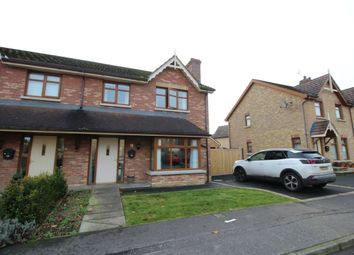 Thumbnail 3 bed semi-detached house to rent in Stonebridge Drive, Conlig, Newtownards