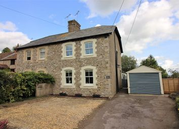 Thumbnail 4 bed semi-detached house for sale in Floral Villas, Combe St. Nicholas, Somerset