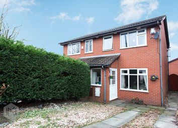 Thumbnail 2 bed semi-detached house for sale in Heathfield, Heath Charnock, Chorley