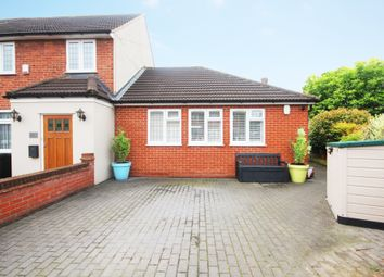 Thumbnail 2 bed terraced bungalow for sale in Audley Gardens, Loughton