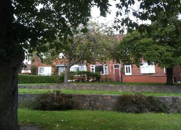 Thumbnail 3 bed terraced house to rent in Aikman Avenue, City Centre, Leicestershire