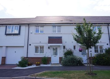 Thumbnail 3 bedroom terraced house for sale in Clappers Lane, Watton At Stone, Hertford