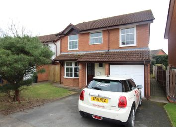 Thumbnail 4 bedroom property to rent in Queens Wood Drive, Hereford