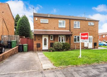 Thumbnail 3 bedroom semi-detached house for sale in Shadwell Drive, Lower Gornal, Dudley