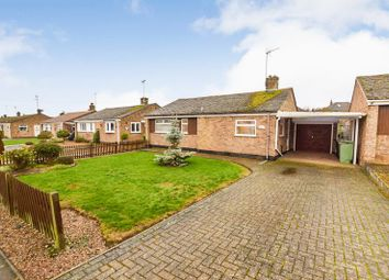 Thumbnail 2 bed detached bungalow for sale in Stirling Road, Stamford