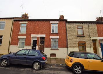 Thumbnail 2 bed terraced house for sale in Gordon Street, Northampton