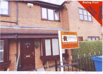 Thumbnail 2 bedroom terraced house for sale in Murrayfield, Seghill, Cramlington