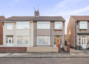 Thumbnail 3 bed semi-detached house for sale in Eccleshill Road, Liverpool, Merseyside