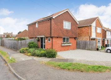 Thumbnail 3 bed detached house for sale in The Heights, Seasalter, Whitstable