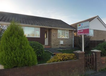Thumbnail 2 bed semi-detached bungalow for sale in Firle Road, Peacehaven