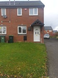 Thumbnail 2 bedroom semi-detached house to rent in Fowler Close, Smethwick