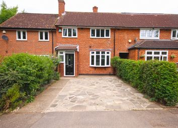 Thumbnail 3 bed terraced house to rent in Lawton Road, Loughton