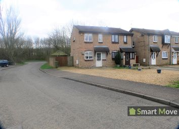 Thumbnail 2 bed semi-detached house to rent in Kinnears Walk, Orton Goldhay, Peterborough, Cambridgeshire.