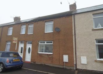 Thumbnail 3 bed terraced house to rent in Acklington Street, Amble, Morpeth