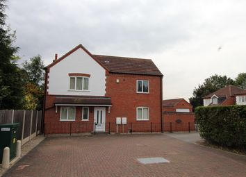 Thumbnail 4 bed detached house to rent in Sutton Grove, Off Bramcote Lane, Beeston