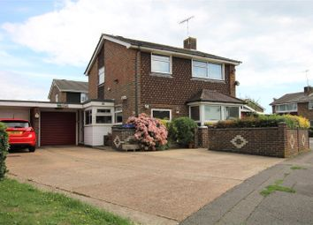 Thumbnail 3 bed detached house for sale in Boxgrove, Goring-By-Sea, Worthing, West Sussex