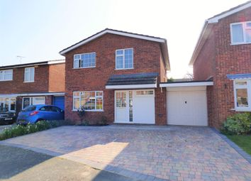Thumbnail 4 bed link-detached house for sale in Brooklands Road, Riseley
