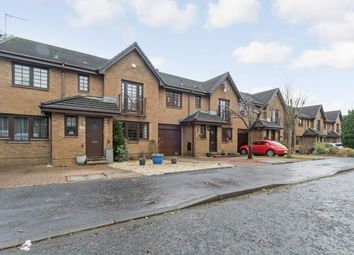 Thumbnail 4 bedroom terraced house for sale in Elderbank, Bearsden, Glasgow, East Dunbartonshire