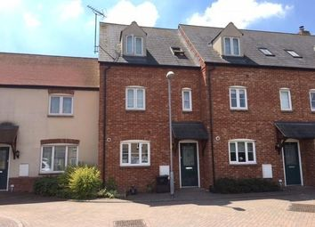 Thumbnail 3 bedroom terraced house for sale in Smith's Court, Purton, Swindon
