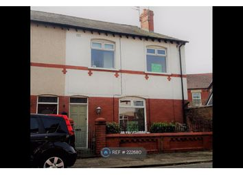 Thumbnail 3 bed terraced house to rent in Godwin Ave, Blackpool