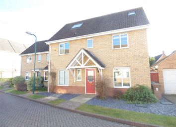 Thumbnail 4 bed detached house for sale in Foster Road, Peterborough, Cambridgeshire