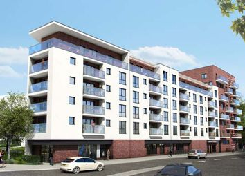 Thumbnail 1 bed flat to rent in William Way, Parkside Place, Off. Harrow Road, Wembley