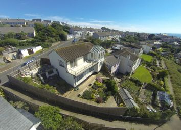 Thumbnail 4 bed detached house for sale in Meadow Close, Polruan, Fowey