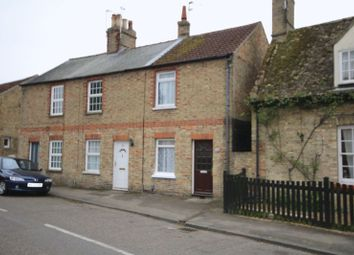 Thumbnail 2 bedroom terraced house to rent in West Fen Road, Ely