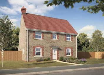 "Thumbnail 4 bed detached house for sale in ""The Gannock"" at Highworth Road, Shrivenham, Swindon"