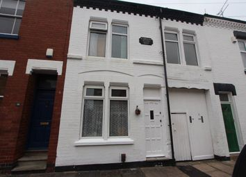 Thumbnail 5 bedroom terraced house to rent in Edward Road, Clarendon Park, Leicester