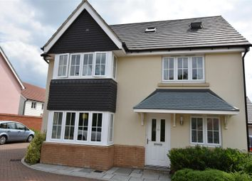 Thumbnail 6 bed detached house for sale in Stane Road, Brewers End, Takeley