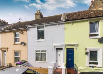 Thumbnail 2 bed terraced house for sale in Queen Street, Folkestone