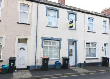 Thumbnail 4 bed terraced house for sale in Oakley Street, Newport