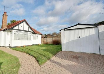 Thumbnail 2 bed detached bungalow for sale in Bushey Close, Ickenham