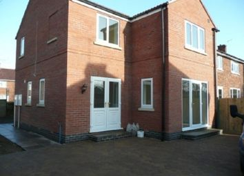 Thumbnail 3 bed detached house to rent in West Thorpe, York
