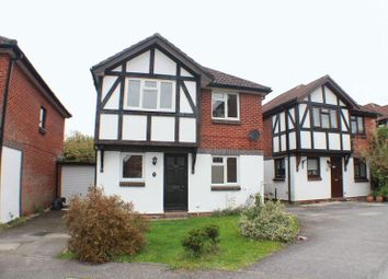 Thumbnail 4 bed detached house to rent in Monks Place, Totton, Southampton