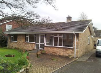 Thumbnail 3 bedroom semi-detached bungalow to rent in Brinsley Close, Sturminster Newton