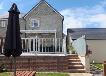 Thumbnail 3 bedroom end terrace house for sale in Hillside Drive, Okehampton