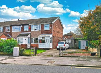 Thumbnail 3 bed end terrace house for sale in Station Road, Kippax, Leeds