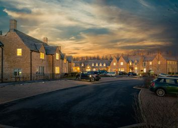 Thumbnail 2 bed flat for sale in Fosseway, Stow On The Wold, Cheltenham